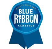 Blue Ribbon Classics ribbon logo